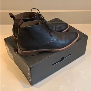 Also men's shoes
